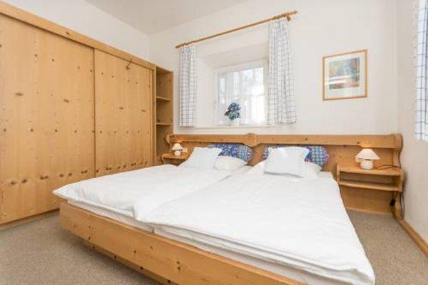 Villa Waldfrieden - Ferienwohnungen und -Haus - фото 50