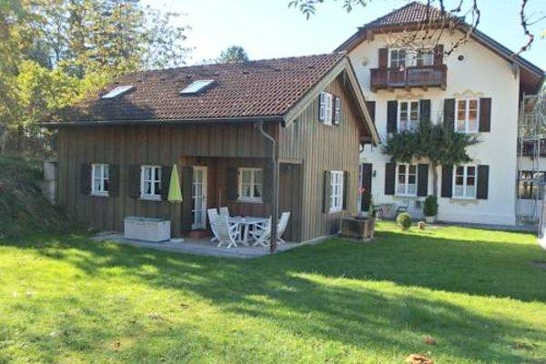 Villa Waldfrieden - Ferienwohnungen und -Haus - фото 21
