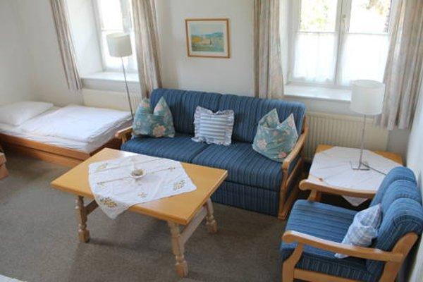 Villa Waldfrieden - Ferienwohnungen und -Haus - фото 4