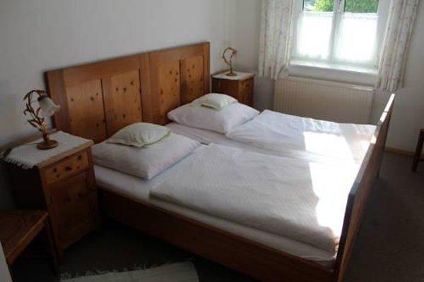 Villa Waldfrieden - Ferienwohnungen und -Haus - фото 5
