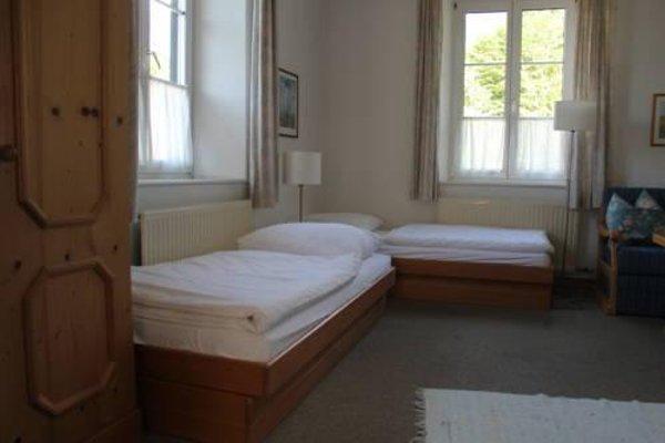 Villa Waldfrieden - Ferienwohnungen und -Haus - фото 6