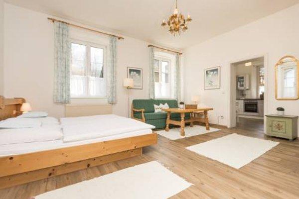 Villa Waldfrieden - Ferienwohnungen und -Haus - фото 9