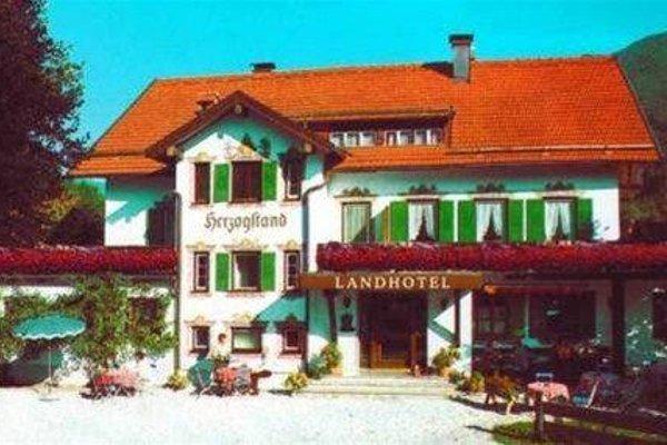 Landhotel Herzogstand - 10