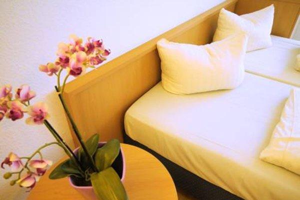 Mosel Hotel Hahn - фото 17
