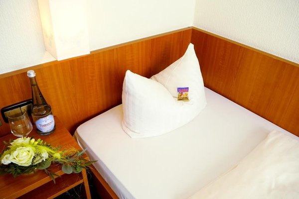 Mosel Hotel Hahn - фото 3