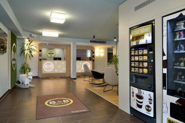 B&B Hotel Koblenz - 16