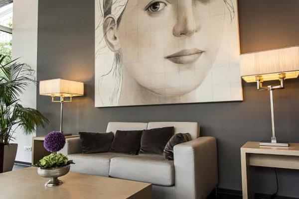 GHOTEL hotel & living Koblenz - фото 4