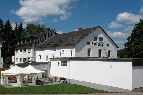 Hotel Restaurant Zur Kripp - фото 18