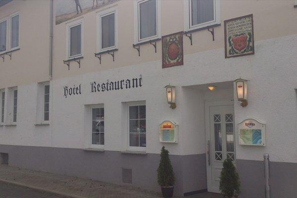 Hotel Restaurant Zur Kripp - фото 19