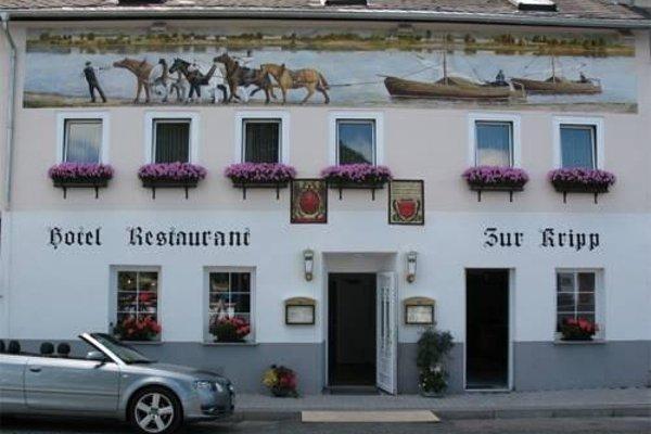 Hotel Restaurant Zur Kripp - фото 20
