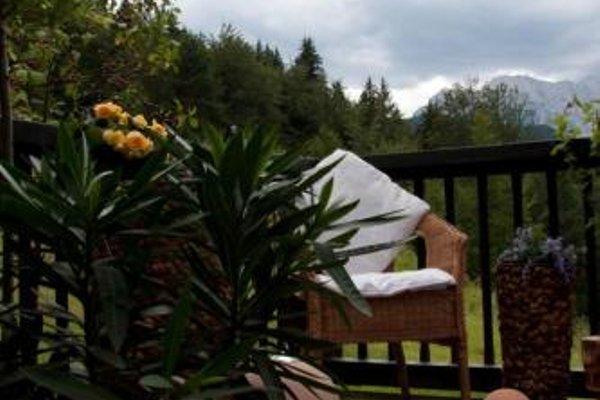 Berghaus Alpenland Apartment Klais - 19