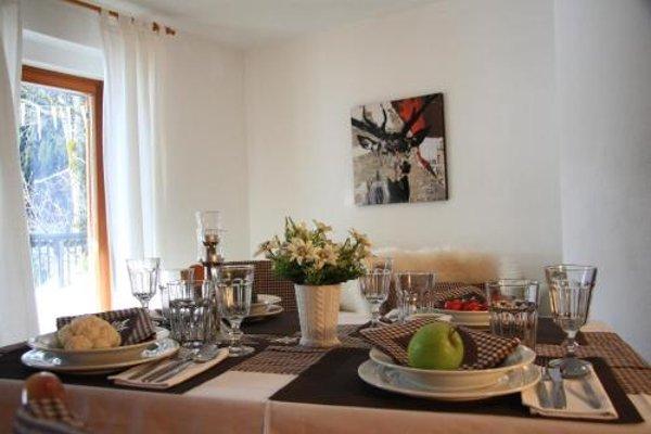 Berghaus Alpenland Apartment Klais - 5