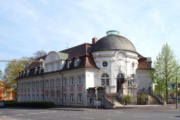 TIPTOP Hotel Kitzinger Hof - фото 22