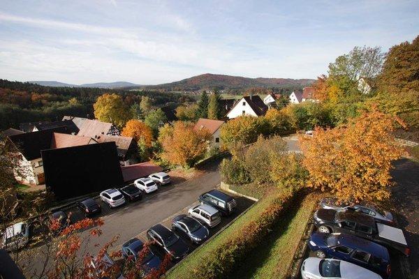Landidyll Hotel Zum Alten Schloss - фото 17