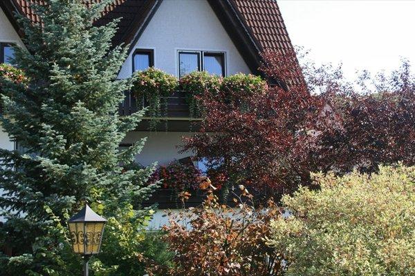 Landidyll Hotel Zum Alten Schloss - фото 20