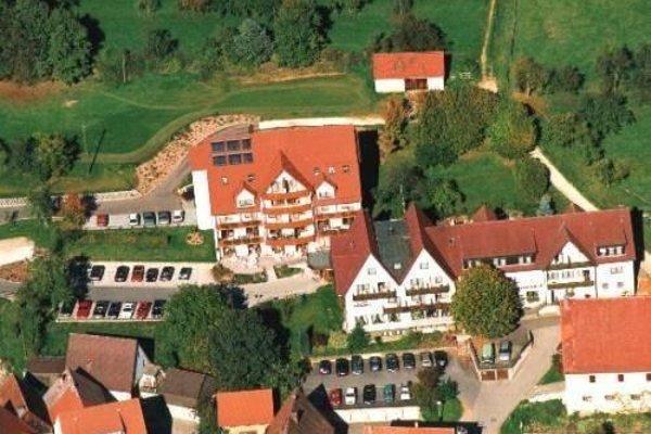 Landidyll Hotel Zum Alten Schloss - фото 23