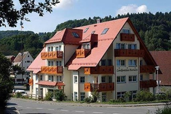 Hotel-Landpension Postwirt - фото 14