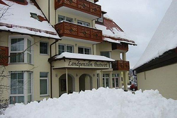 Hotel-Landpension Postwirt - фото 18