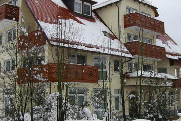 Hotel-Landpension Postwirt - фото 20