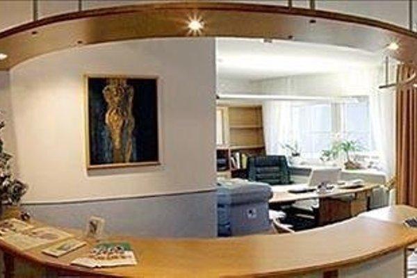 Hotel-Landpension Postwirt - фото 6