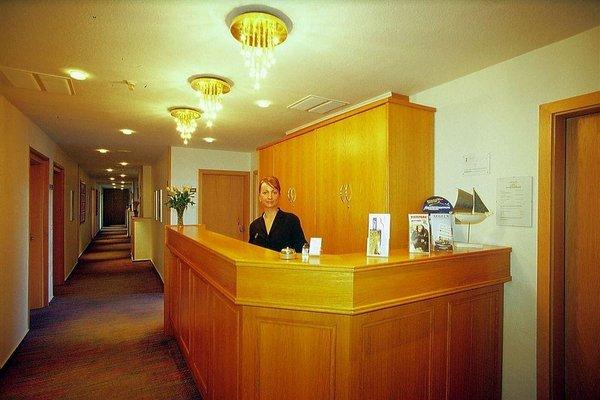 Hotel Am Schwedenkai - фото 10