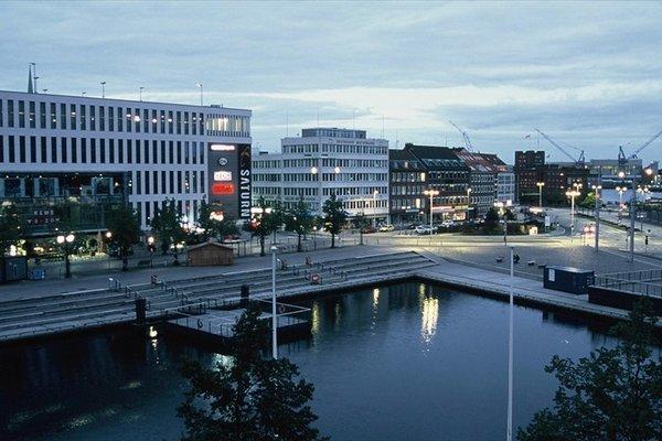 Hotel Am Schwedenkai - фото 14