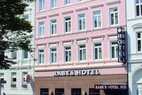 Rabes Hotel Kiel - фото 50