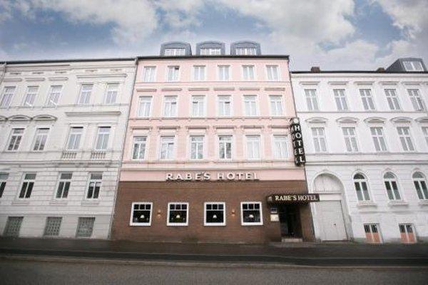 Rabes Hotel Kiel - фото 21