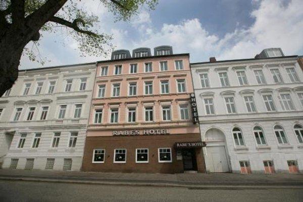 Rabes Hotel Kiel - фото 22