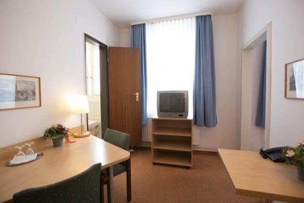 Rabes Hotel Kiel - фото 6