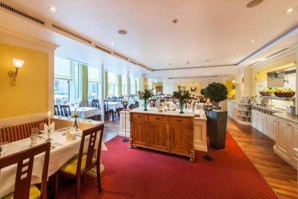Ringhotel Birke Kiel - Das Business und Wellness Hotel - фото 16