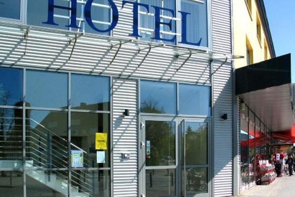 Hotel Am Segelhafen - фото 16