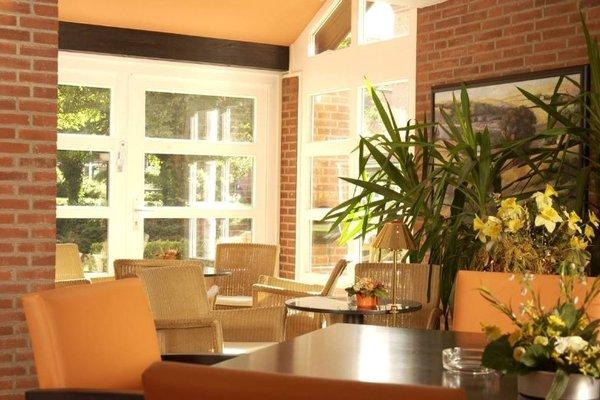 GHOTEL hotel & living Kiel - фото 17
