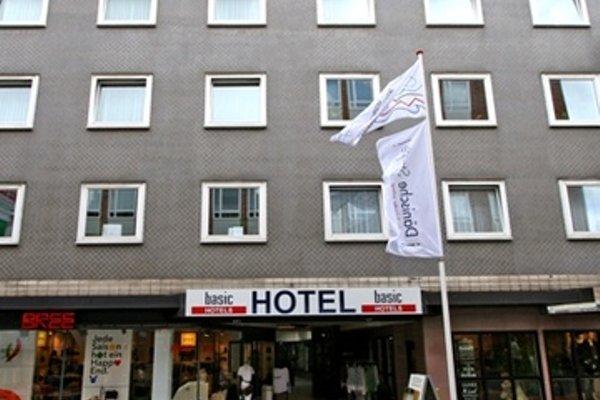 Nordic Hotel am Kieler Schloss - фото 51