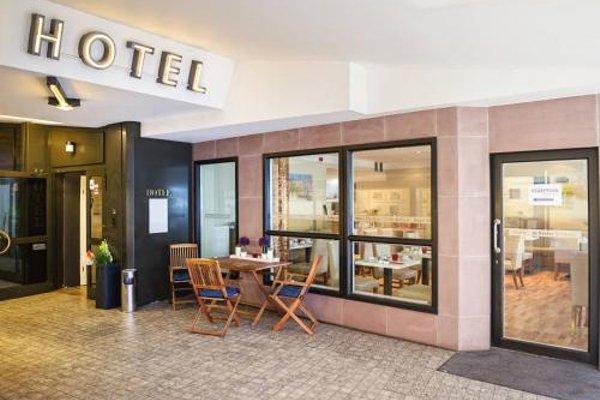 Nordic Hotel am Kieler Schloss - фото 12