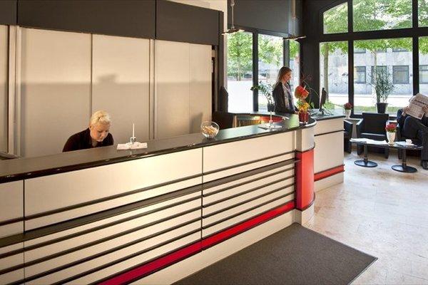 Hotel Berliner Hof - фото 14