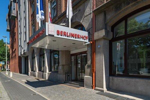 Hotel Berliner Hof - фото 21