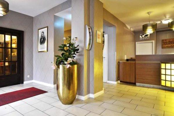 Comfort Hotel tom Kyle - фото 17