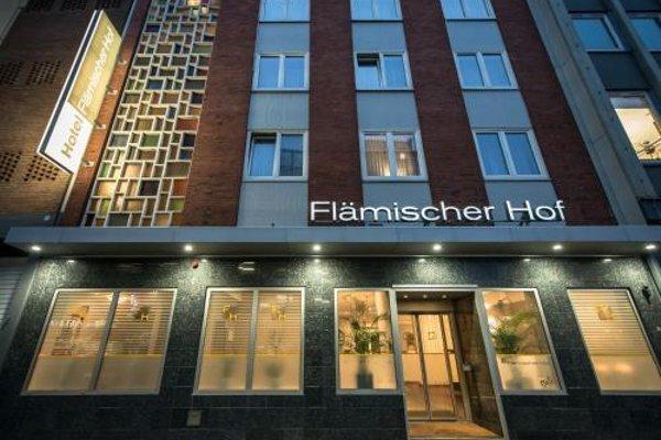Hotel Flamischer Hof - фото 23