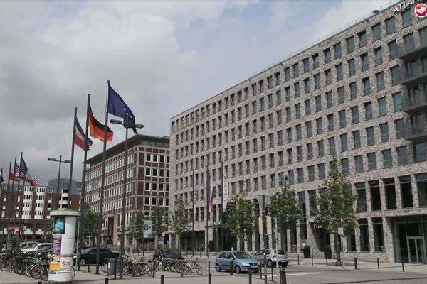 Atlantic Hotel Kiel - фото 25