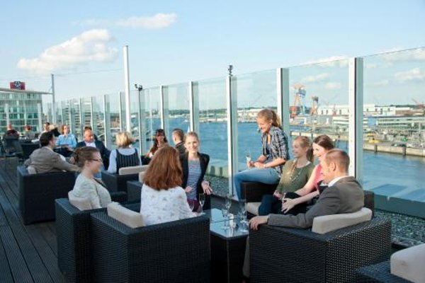 Atlantic Hotel Kiel - фото 17