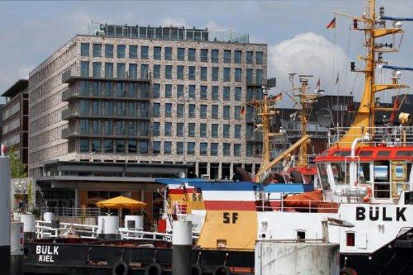 Atlantic Hotel Kiel - фото 21