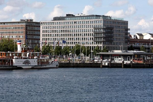 Atlantic Hotel Kiel - фото 22