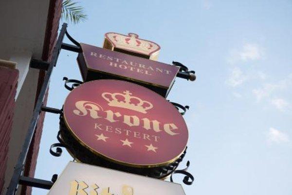 Hotel & Restaurant Krone - фото 21