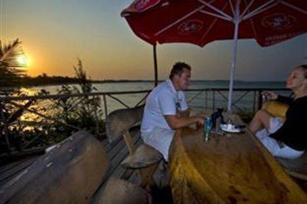 Casa Barry Beach Lodge - фото 20