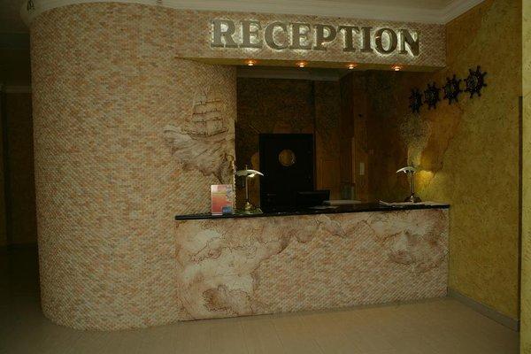 Отель Фламинго 3 - 18