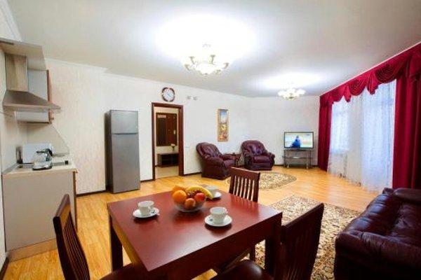 Отель Русь - фото 8