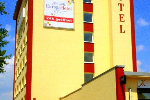 Europa Kehl Hotel - фото 22