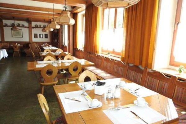 Hotel Hasen Kaufbeuren - 18