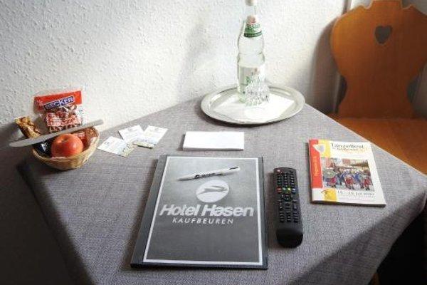 Hotel Hasen Kaufbeuren - 20